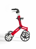 Rollator lichtgewicht Trustcare Let's Go Out - Rood