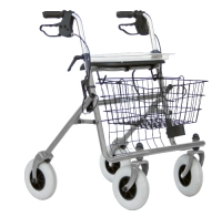 Caremart Walker standard Basic Grey