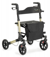 Rollator MultiMotion City champagne