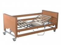 thuiszorg bed Casa Med Classic 4 Drive met ab hoog laag bed