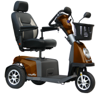 Scootmobiel Excel Galaxy Plus 3 Macadamia Brown