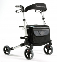Rollator Travel Eaze white