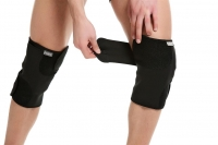warmte bandage knie links Fysic