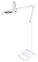 Staande LED-loeplamp Fysic FL-100LED
