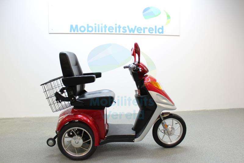 Verwonderlijk snelle scootmobiel gebruikt kopen?-Mobiliteitswereld EW-85