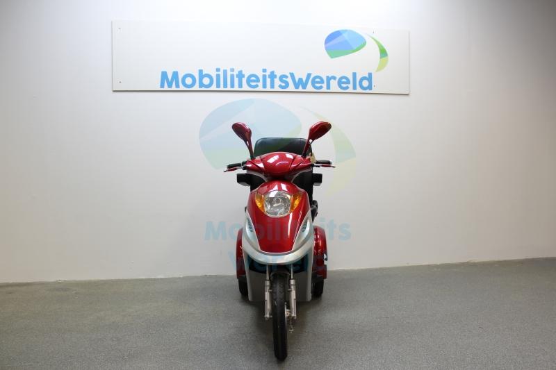 Betere snelle scootmobiel gebruikt kopen?-Mobiliteitswereld BO-71