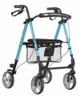 Rollator Lichtgewicht Litewalk Kite Blue Caremart