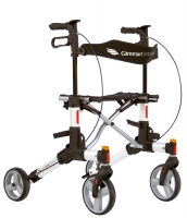 Rollator Caremart Litetravel Salt White
