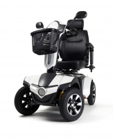 Scootmobiel Mercurius 4 LTD wit
