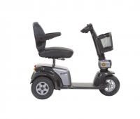 scootmobiel Life and Mobility Primo Arriva 3 wielen zilver