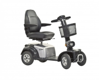 scootmobiel Life and Mobility Primo Arrivo 4 wielen zilver