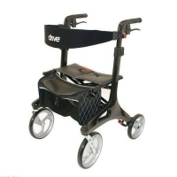Rollator Drive Nitro Carbon Medium