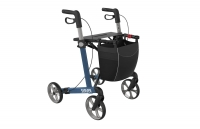 Rollator lichtgewicht Server Comfort Large Electric blue