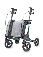 Rollator Topro Odyssé racing green medium
