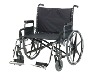Wheelchair Sentra XXL Without Disc Brake Seat Width 76 cm