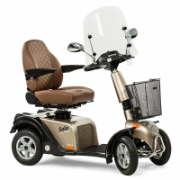 scootmobiel Life and Mobility Solo 4 Elegance