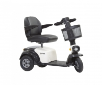 scootmobiel Life and Mobility Primo 3 wielen wit