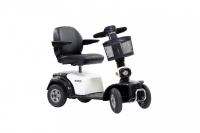 scootmobiel Life and Mobility Primo 4 wielen wit