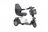 scootmobiel Life and Mobility Primo Arriva 3 wielen wit