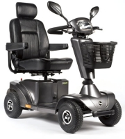 Scootmobiel Sterling S425 Silver grey