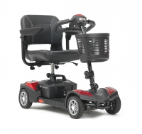 Scooter foldable BL270 Scout Drive Red