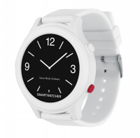 SmartWatcher noodoproep horloge - Essence wit