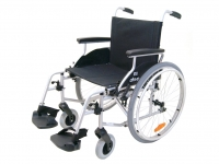 Wheelchair standard Ecotec With Drum Brake - several Seat Width