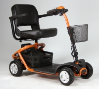 Travelux Zoom 4 scootmobiel Gallardo Orange